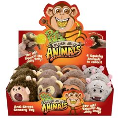 Plush Squeezers Animals