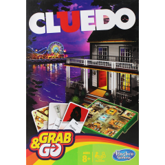 Wholesale Grab&Go - Cluedo - Pack of 6, by Hasbro - We have a huge range of games & puzzles here at Harrisons Direct