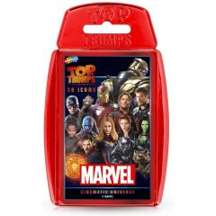 Top Trumps Specials - Marvel Cinematic 2021