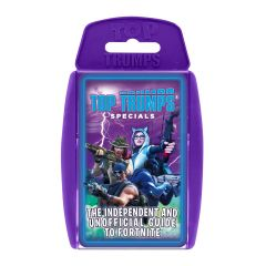 Top Trumps Specials - Independent and Unofficial Guide to Fortnite 2021