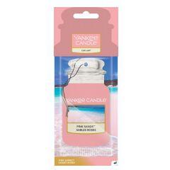 Yankee Candle Car Jar Air Freshener 12.7g Pink Sands