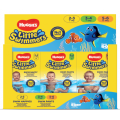 Huggies Little Swimmers Assorted Sizes