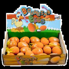 Bouncing Egg Ball
