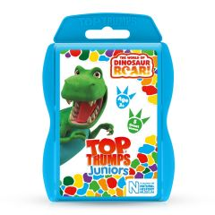 Top Trumps Junior - Dinosaur Roar 2021