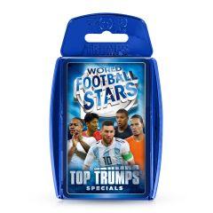 Top Trumps Specials - World Football Stars Blue 2021