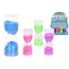 Flowgo Egg Timer 25g 4 Assorted Colours in Display Box