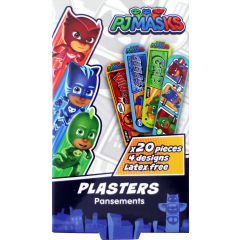 PJ Masks Mini Plasters 20's