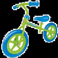My First Balance Bike - Green & Blue