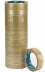 Ultratape Clear Tape 24mm x 40m Tower Stack