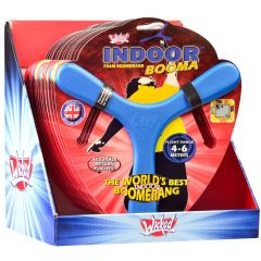 Wicked Indoor Booma Returning Boomerang