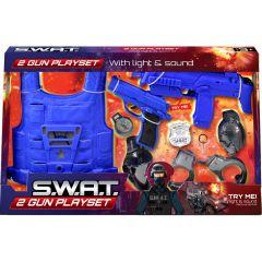 S.W.A.T. Police 2 Gun Playset
