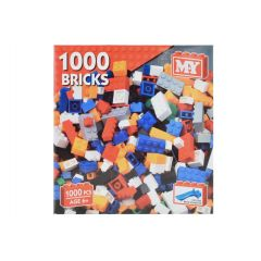M.Y 1000 Bricks Set