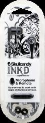 Skullcandy INKD 2.0 In Ear Headphones With Mic Black