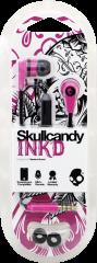 Skullcandy INKD 2.0 In Ear Headphones With Mic Pink/Black