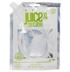 Juice XL Lightning Cable 2m White