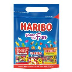 Haribo Share the Fun Pouch 500g