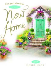 Wholesale Congratulations on your New Home Card
