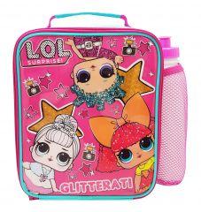 L.O.L Surprise Combo Lunch Bag & Bottle