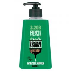 Original Source Mint & Tea Tree Handwash 250ml