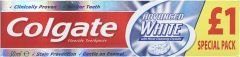 Colgate Advanced Whitening Toothpaste 50ml PMP £1