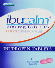 Aspar Ibuprofen Tablets 16's UK