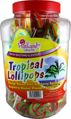 Tropical Lolly In Acetate Tub