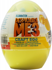 Despicable Me Minions Craft Egg