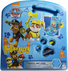 Paw Patrol Travel Art Case