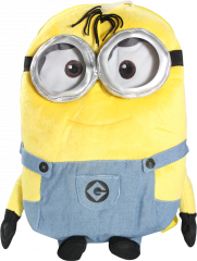 Despicable Me Minions Tim Plush Backpack