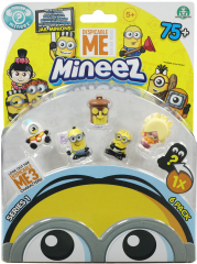 Despicable Me Deluxe Collectors Pack 6 Pack Series 1