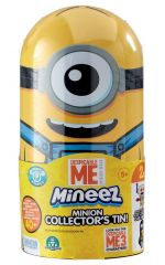 Despicable Me Deluxe Collectors Tin