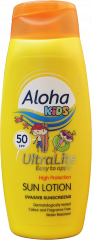 Aloha Sun Lotion For Kids SPF 50 250ml