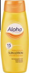Aloha Sun Lotion SPF 15 250ml