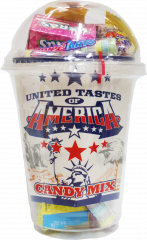 USA Candy Cups 200g