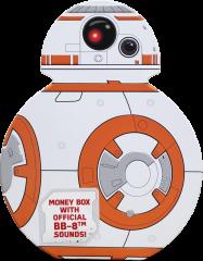 Star Wars The Last Jedi BB-8 Money Box