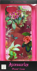 Accessorize iPhone Case For 6, 6S & 7 Design May Vary
