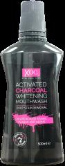 XOC Charcoal Whitening Mouthwash 500ml