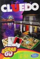 Grab & Go Game Cluedo