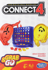Grab & Go Game Connect 4