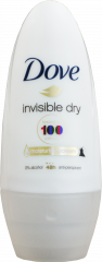 Dove Roll On Deodorant For Women Invisible Dry 50ml