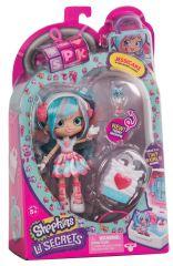 Shopkins - Shoppies Lil' Secrets Jessicake 16cm doll with Accessories