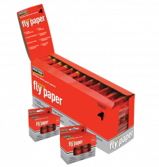Pest Stop Fly Paper 4pk