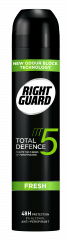 Right Guard Total Defence Anti-Perspirant Fresh For Men 250ml