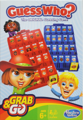Grab & Go Game Guess Who