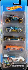 Hot Wheels Cars 5 Pack