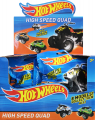 Hot Wheels- High Speed Quad in 16 Count CDU
