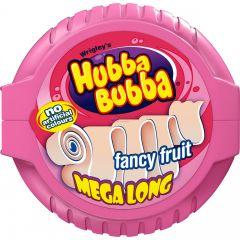 Hubba Bubba Mega Long Fancy Fruit 56g