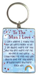 Keyring - To The Man I Love