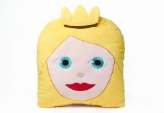Emoji Cushion - Princess
