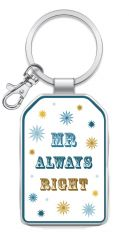 Little Wishes Keyring - Mr Always Right